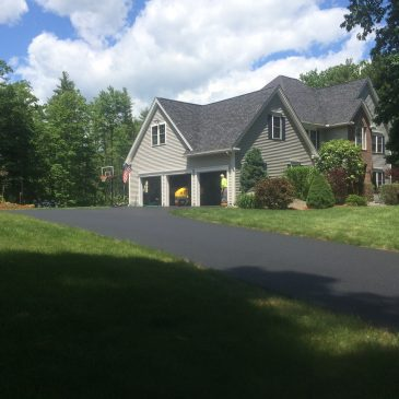 Caring for your Driveway
