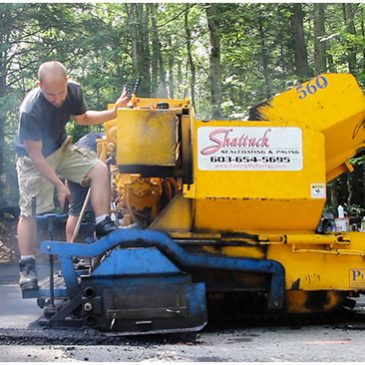What to Expect from a Reputable Paving Company